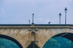 Pont Marie -  Sur le Pont