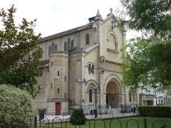 Eglise Notre-Dame-du-Travail - English:  Notre-Dame-du-Travail's church (Paris XIV, France)
