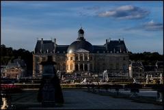 Château de Vaux-le-Vicomte - Français:   Le château classique de Vaux-le-Vicomte est un des joyaux de l\'architecture en Île-de-France.