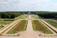 Château de Vaux-le-Vicomte - Français:   Les jardins du château de  Vaux-le-Vicomte -  Maincy (Seine-et-Marne, France).