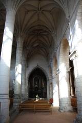 Eglise Saint-Nicolas - English:   Saint-Nicolas church of Saint-Arnoult-en-Yvelines, France