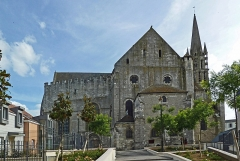 Eglise Notre-Dame - This building is classé au titre des monuments historiques de la France. It is indexed in the base Mérimée, a database of architectural heritage maintained by the French Ministry of Culture,under the reference PA00087892 .