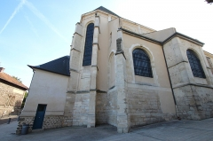 Eglise Saint-Martin - Français:   Église Saint-Martin à Meudon en France.