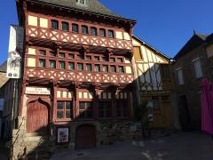Maison dite du Bourreau - Français:   Lamballe (2016)