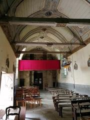 Chapelle Notre-Dame-de-Pitié - Brezhoneg:   An nev, war zu an nor