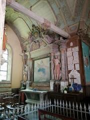 Chapelle Notre-Dame-de-Pitié - Brezhoneg:   Kroazenn hanternoz