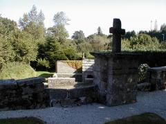 Chapelle Notre-Dame-de-Pitié - Brezhoneg:   Kroaz ar veunteun