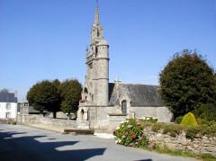Chapelle Notre-Dame-de-Pitié - Brezhoneg:   Chapel. Mervent