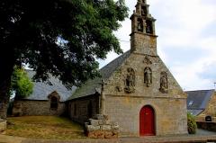 Chapelle de Perros-Hamon - Français:   La Chapelle de Perros-Hamon construite à la fin du XIIème siècle (la première mention de la paroisse de Perros-Hamon date de1198)