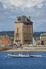 Tour Vauban -  Tour Vauban à Camaret-sur-Mer (Finistère, France).