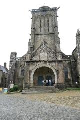Eglise Saint-Ronan - Français:   Église Saint-Ronan à Locronan (Finistère, France).