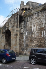 Château et fortifications - Français:   Les remparts de la cité de Saint-Malo