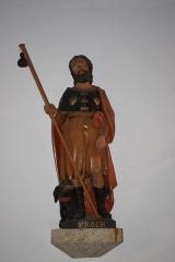 Chapelle Saint-Cado -  Saint-Roch, chapelle Saint-Cado, Fr-56-Belz.