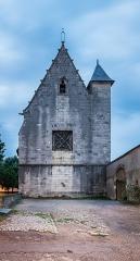 Sainte-Chapelle ou chapelle Saint-Louis - English:   Saint Chapel in Aigueperse, Puy-de-Dôme, France