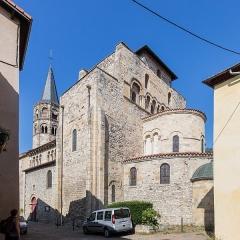 Eglise Saint-Martin - Français:   Église Saint-Martin de Cournon-d\'Auvergne