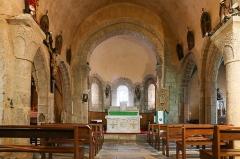 Eglise Saint-Donat - Français:   Église Saint-Félix de Saint-Donat.