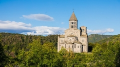 Eglise Saint-Nectaire - Deutsch:   Église Saint-Nectaire
