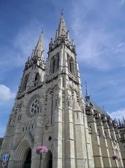 Cathédrale Notre-Dame - Français:   Basilique-cathédrale Notre-Dame-de-l\'Annonciation