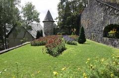 Ancien château fort Saint-Etienne - Français:   Château Saint-Étienne