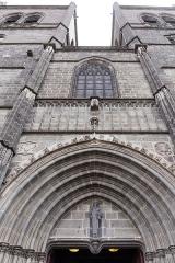 Cathédrale Saint-Pierre -  Cathédrale Saint-Pierre de Saint-Flour.