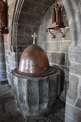 Eglise Saint-Jean-Baptiste - Français:   Église Saint-Jean-Baptiste de Tournemire
