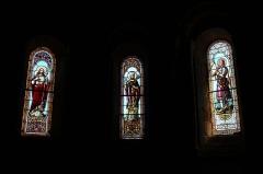 Eglise -  Église Saint-Martin de Plaisance (Aveyron) en France.