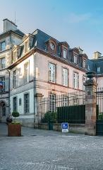 Préfecture - English:  Hôtel Le Normant d'Ayssènes in Rodez, Aveyron, France