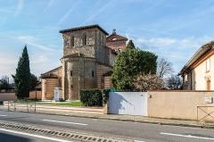 Eglise Notre-Dame - English:  Our Lady church in Saubens, Haute-Garonne, France