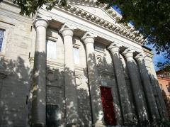 Eglise Notre-Dame-de-la-Daurade - Français:   La basilique Notre-Dame la Daurade en septembre 2020 après restauration de la façade