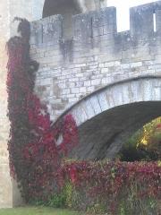 Pont Valentré -  Pont Valentré, Cahors. 16e siècle.