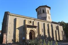 Eglise de l'Assomption - Français:   Église de l\'Assomption de Maubourguet (Hautes-Pyrénées)
