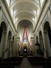 Cathédrale Notre-Dame de l'Assomption -  Intérieur de la cathédrale Notre-Dame-de-l'Assomption de Montauban (82).