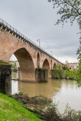 Ancien pont - Polish Wikimedian and photographer Free-license photographer