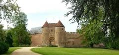 Château -  Ainay-le-Vieil (18)