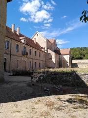 Ancienne abbaye de Noirlac - Français:   Photo de l'abbaye de Noirlac.