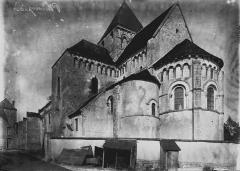 Abbaye Saint-Martin de Plaimpied -
