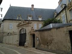 Ancien hôtel Neyret de la Ravoie - Français:   Hôtel Neyret de la Ravoie à Saint-Amand-Montrond.