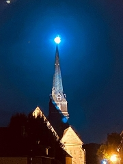 Eglise Saint-Martin - English:  Église Saint-Martin du XI siècle à Rouvres en Eure-et-Loir, classée monument historique le 16octobre 1992.