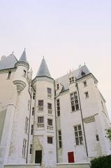 Château Raoul - Français:   Le château Raoul à Châteauroux (Indre, France).