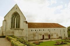Ancien couvent des Cordeliers - Français:   Couvent des Cordeliers de Châteauroux (Indre, France).