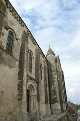 Eglise Notre-Dame - Français:   Église Notre-Dame de Châtillon-sur-Indre (Indre, France).