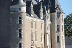 Château de Montpoupon -  Château de Montpoupon.