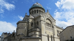 Basilique Saint-Martin - Français:   Basilique Saint-Martin