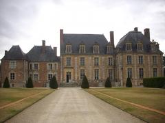 Château de la Ferté -  Château de La Ferté-Saint-Aubin (Loiret, France)