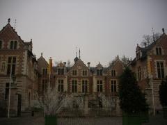 Hôtel Groslot, actuellement Hôtel de ville -  Hôtel Groslot à Orléans (Loiret, France)