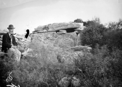 Dolmen du Mont-Rivinco -