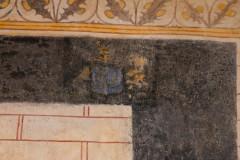 Eglise de l'Assomption de la Vierge - Français:   Litre armoriée
