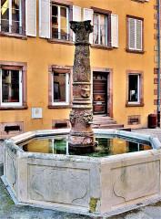Petite fontaine - Français:   Petite fontaine