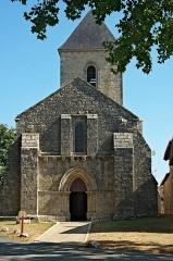 Eglise Saint-Martin - Français:   Église Saint-Martin de Vançais