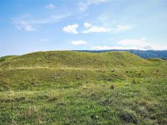 Site du Fort Bachin (également sur commune de La Rivère-Drugeon) - Français:   Fort Bachin